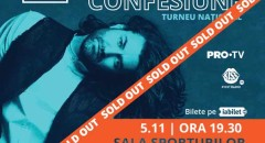 "Smiley face sold out la Brasov in Turneul National ""Confesiune"""