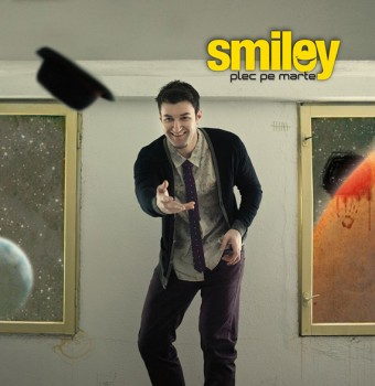Smiley - Plec pe marte cover-art